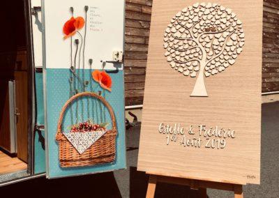 arbre livre d'or mariage wedding carvane eriba puck atelier d'ernest 3