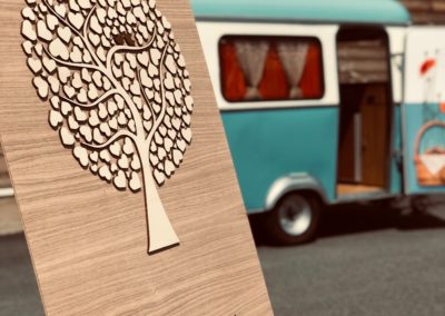 arbre livre d'or mariage wedding carvane eriba puck atelier d'ernest 6