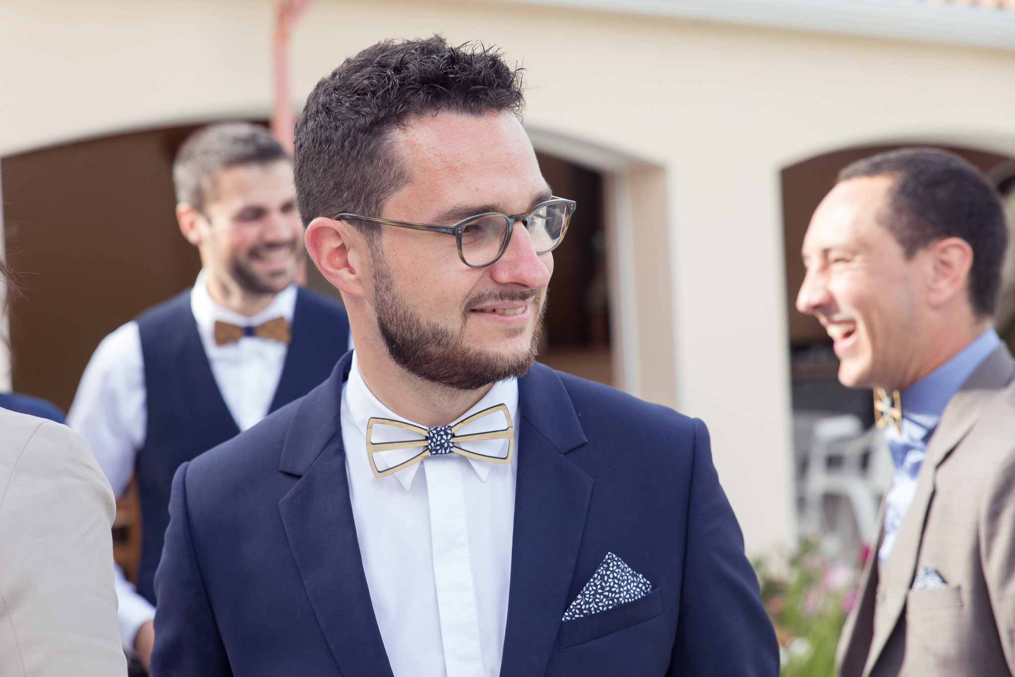 mariage wedding nantes noeud papillon bois atelier dernest 5
