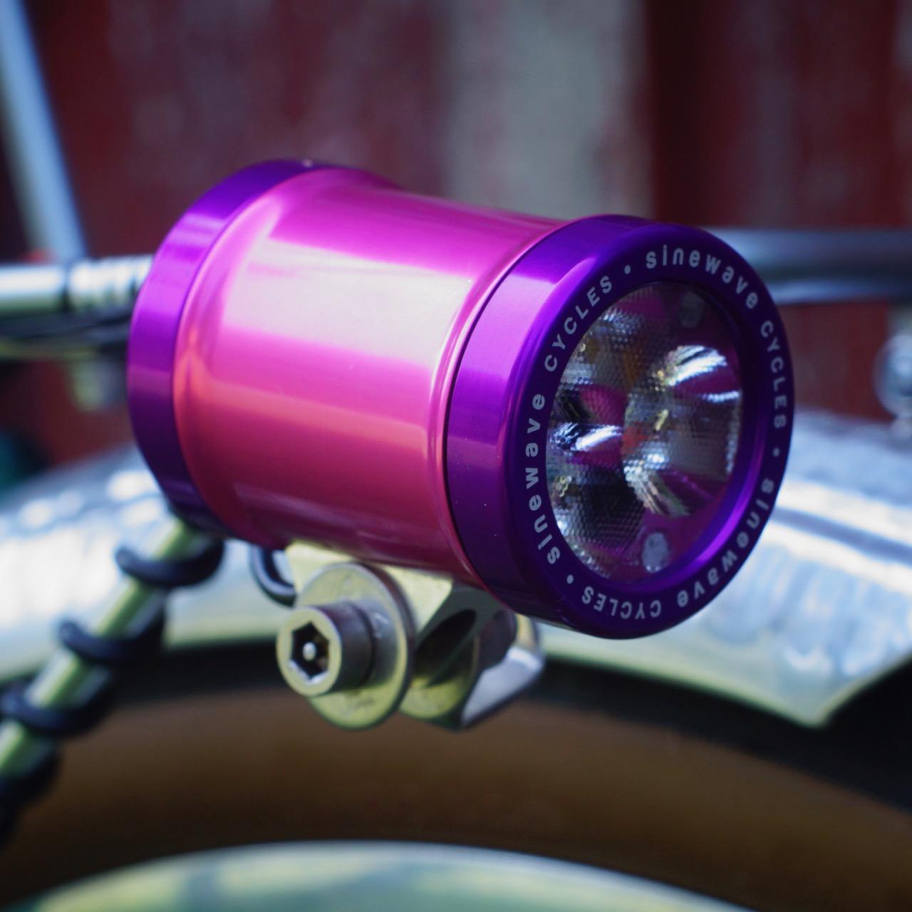 sinewave beacon rose et violet mix and match